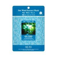 Mijin Маска тканевая с морскими водорослями Care Sea Weed Essence Mask, 23 гр