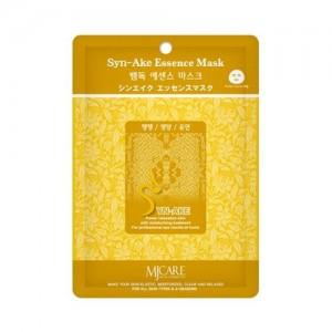 Mijin Маска тканевая со змеиным ядом Care Syn-Ake Essence Mask, 23 гр