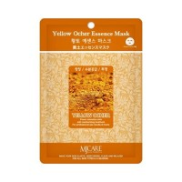 Mijin Маска тканевая с охрой Care Yellow Ocher Essence Mask, 23 гр