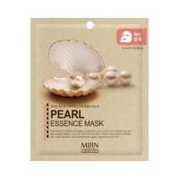 Mijin Маска тканевая с жемчугом Pearl Essence Mask, 25 гр