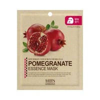 Mijin Маска тканевая с гранатом Pomegranate Essence Mask, 25 гр