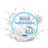 Milatte Универсальный успокаивающий гель с молоком Fashiony Milk Soothing Gel, 300 мл