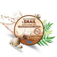 Milatte Гель универсальный увлажняющий с улиткой Fashiony Snail Soothing Gel, 300 мл