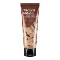 Missha Скраб для лица с коричневым сахаром Brown Sugar Facial Scrub, 120 мл