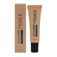 Missha Праймер с 'эффектом фотошопа', маскирующий поры Layer Blurring Primer Pore Cover, 20 мл