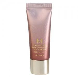 Missha Тональный крем M Signature Real Complete BB Cream SPF25/PA++, 20 мл