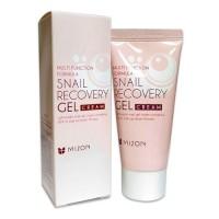 Mizon Крем-Гель с улиточным секретом Snail Recovery Gel Cream, 45 мл