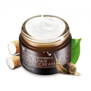 Mizon Восстанавливающий крем для лица с муцином улитки Snail Repair Perfect Cream, 50 мл