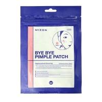 Mizon Противовоспалительные локальные патчи Bye Bye Pimple Patch, 24 шт