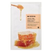 Mizon Маска для лица тканевая с маточным молочком Joyful Time Essence Royal Jelly Mask, 23 гр