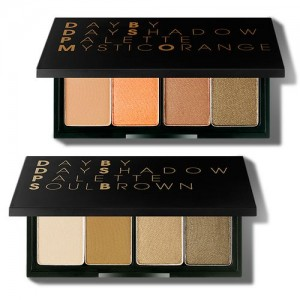 Secret Key Палета теней для век Day By Day Shadow Palette, 4 * 3 гр