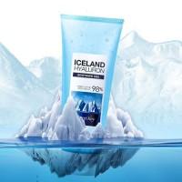 Secret Key Многофункциональный гель с гиалуроновой кислотой Iceland Hyaluron Soothing Gel, 200 мл