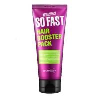 Secret Key Маска для быстрого роста волос Premium So Fast Hair Booster Pack, 150 мл