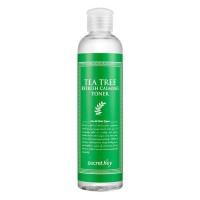 Secret Key Тонер для лица с экстрактом чайного дерева Tea Tree Refresh Calming Toner, 248 мл