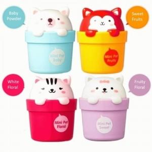The Face Shop Крем для рук Lovely Meex Mini Pet Perfume Hand Cream, 30 гр