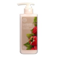 The Face Shop Лосьон для тела с малиной Raspberry Body Lotion, 300 мл