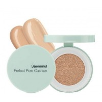The Saem Тональная основа Saemmul Perfect Pore Cushion, 12 гр