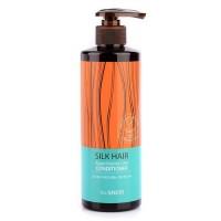 The Saem Кондиционер для волос с арганой Silk Hair Argan Intense Care Conditioner, 380 мл