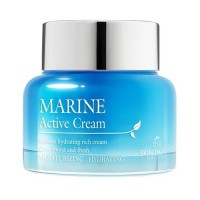 The Skin House Крем для лица с керамидами Marine Active Cream, 50 мл
