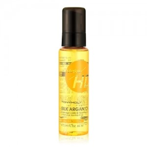 Tony Moly Масло для волос Make HD Silk Argan Oil, 85 мл