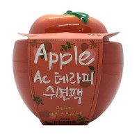 Urban Dollkiss Маска ночная для проблемной кожи с яблоком Apple AC Therapy Sleeping Pack, 100 мл