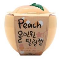 Urban Dollkiss Гель-скатка персиковая все-в-одном Peach All-In-One Peeling Gel, 100 мл