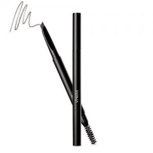 Vprove Скошенный карандаш для бровей 'Ноу Мейкап Хард формула' No Make-up Hard Formula Brow Pencil