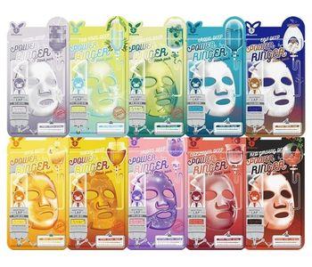 Акция на тканевые маски от Elizavecca